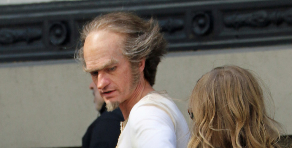 Neil Patrick as Count Olaf