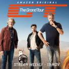 The Grand Tour amazon weekly series