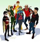 Young Justice cartoon network tv series